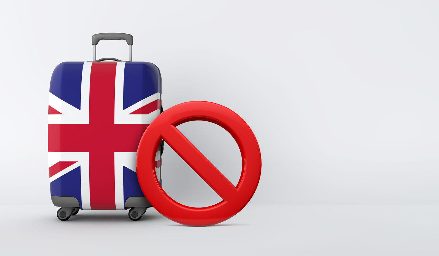 New strain of COVID-19 in the UK prompts travel ban